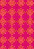 Klassisches orientalisches Muster Stockbild