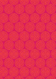 Klassisches orientalisches Muster Lizenzfreie Stockbilder