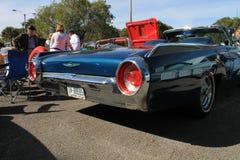 Klassisches persönliches amerikanisches Luxusauto Lizenzfreie Stockfotos