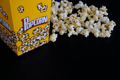 Klassisches Popcorn Lizenzfreies Stockfoto