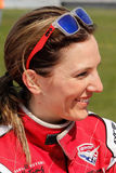 Klassisches Rennen Aarhus 2014 - Molly Pettit stockbild