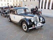 Klassisches Riley-Auto Lizenzfreie Stockbilder