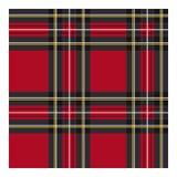 Klassisches Schottenstoffgewebe für Kleidung stockbilder