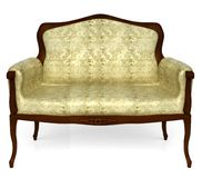 Klassisches Sofa Lizenzfreies Stockbild