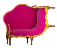 Klassisches Sofa Lizenzfreie Stockfotos