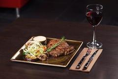 Klassisches Steak Lizenzfreie Stockfotografie