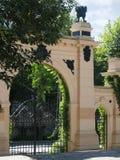 Klassisches Tor Stockbild