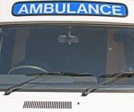 Klassisk ambulans Royaltyfria Bilder