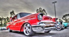 klassisk amerikan Chevrolet för 50-tal Royaltyfri Bild