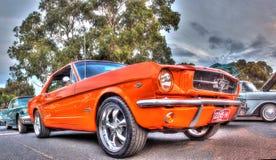 Klassisk amerikan Ford Mustang Royaltyfri Bild