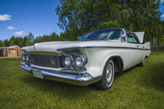 Klassisk amerikansk bil Royaltyfria Bilder