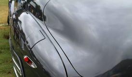 Klassisk amerikansk bilbaksidadetalj Royaltyfri Foto