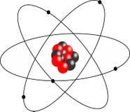 Klassisk atom Royaltyfria Bilder