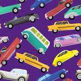 Klassisk automatisk för Retro för tappning för gammal stil för bil för vektor för medel för bil exklusivt för hastighet för sport Arkivbild