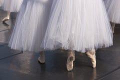 Klassisk balett Royaltyfri Bild