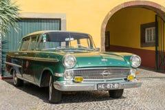 Klassisk bil Fotografering för Bildbyråer