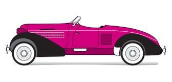 Klassisk bil Arkivbild