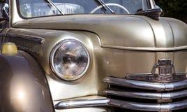Klassisk bil för tappning royaltyfri foto