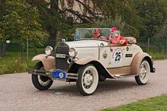 Klassisk bil Ford Fotografering för Bildbyråer