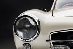 Klassisk bil Mercedes Benz 190sl Arkivfoto