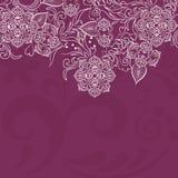 klassisk blom- soft för bakgrund Arkivbilder