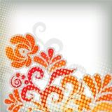 klassisk blom- soft för bakgrund Royaltyfria Foton