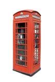 Klassisk brittisk telefon Arkivfoton