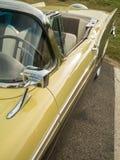 Klassisk cabriolet Royaltyfria Foton