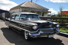 Klassisk Cadillac bil Fotografering för Bildbyråer