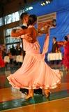 klassisk dans Royaltyfri Fotografi