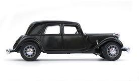 Klassisk fransk bil fotografering för bildbyråer