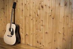 Klassisk gitarr arkivfoto