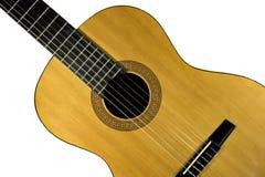 Klassisk gitarr Royaltyfri Foto