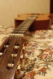 klassisk gitarr Royaltyfri Fotografi