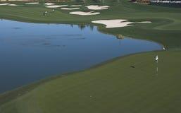 klassisk golf Palm Spring för ca Arkivfoton