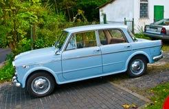 Klassisk italiensk bil Fiat 1500 Royaltyfria Foton