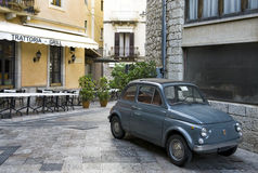 klassisk italiensk platsgata Royaltyfria Foton