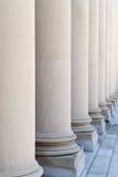 klassisk kolonnmodell Royaltyfri Bild