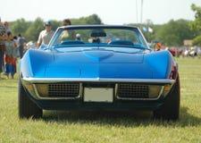klassisk konvertibel muskel för bil royaltyfria foton