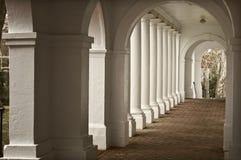 Klassisk korridor Royaltyfria Bilder