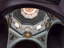 klassisk kupol Royaltyfri Fotografi