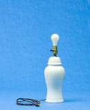 klassisk lamplampa för kula Arkivfoton