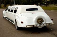 klassisk limousine arkivbild