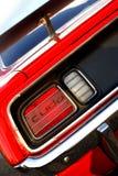 klassisk ljus svan för bil Royaltyfria Bilder