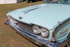 Klassisk lyxig amerikansk bil Royaltyfri Foto