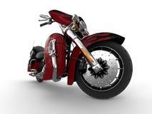 Klassisk motorcykel Royaltyfri Bild