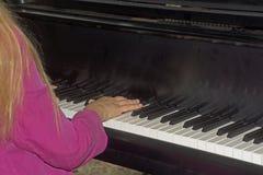 Klassisk musik som direkt spelas Arkivfoto