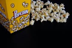 klassisk popcorn Royaltyfri Foto