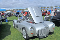 Klassisk racebil Royaltyfri Foto