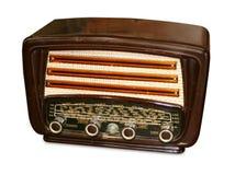 Klassisk radio fotografering för bildbyråer